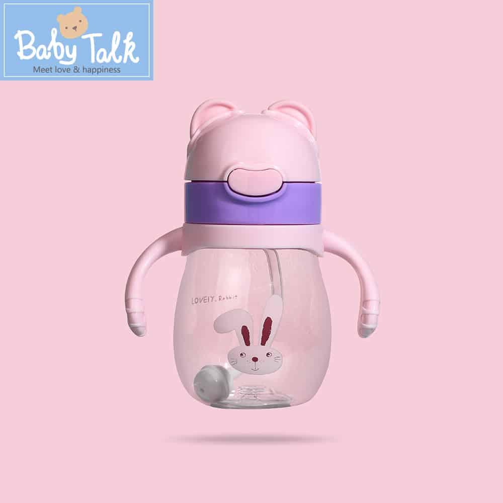 BABY TALK 熊熊兩用水杯